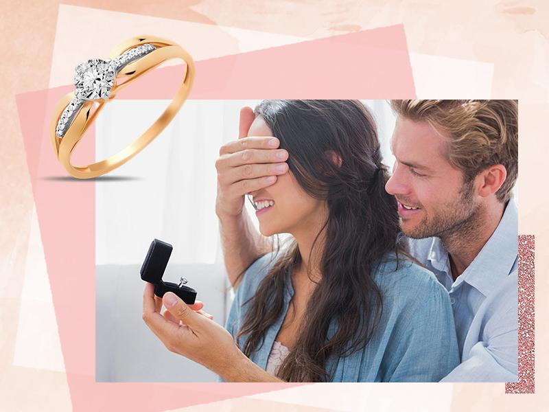 Как выбрать кольцо, если не знаешь размера